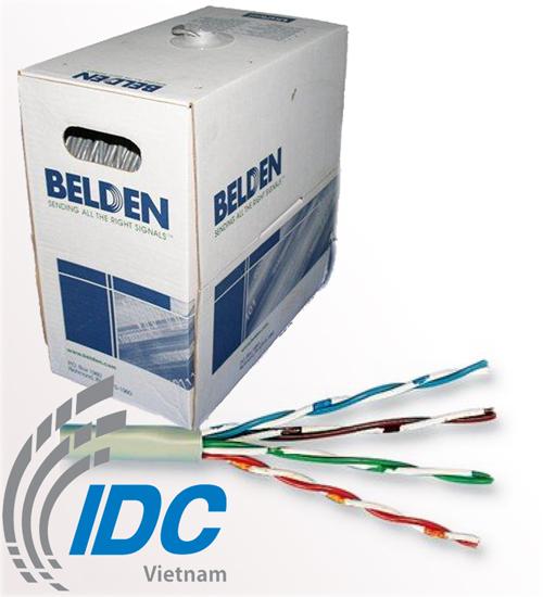 Belden Cat 5e UTP 4 Pair Cable|1583A