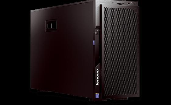 Server IBM X3500M5 Tower 5U - E52620v3 (5464- C2x)