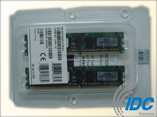 500670-B21|RAM DDR3 HP 2GB (1X2GB) 1333MHZ PC3-10600E CL9 ECC UNBUFFERED SDRAM DIMM