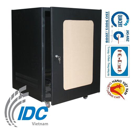 Tủ mạng HQ-Rack 15U-D800