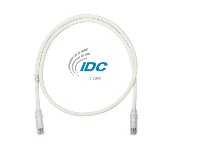 Panduit patch cord cat6e NK6PC3MY(White)