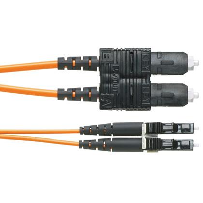 Panduit patch cord fiber LC to SC 4m OM3