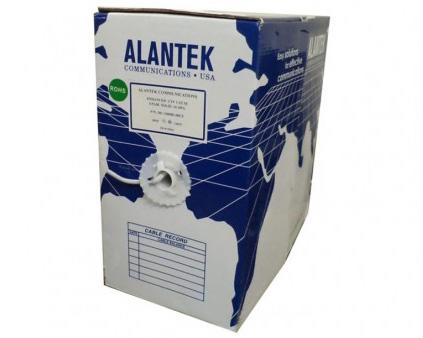 Cáp mạng Cat6 UTP Alantek,305m/ cuộn, 301-6008LG-00BU