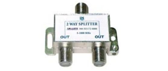 Splitter Indoor 2-way Alantek 308-ISPV02-0000