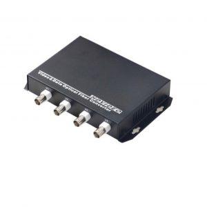 Bộ chuyển đổi 4 kênh AHD/CVI/TVI 1080 sang quang: CHD0400-1080