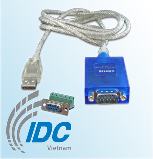 Cáp chuyển đổi USB sang RS485/422, USB2.0