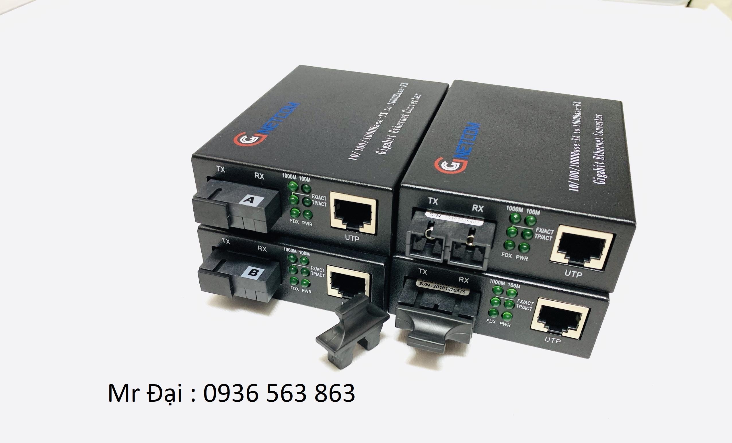 GNC-2111S-20A/B ( Bộ gồm 2 chiếc, 2 Adapter)
