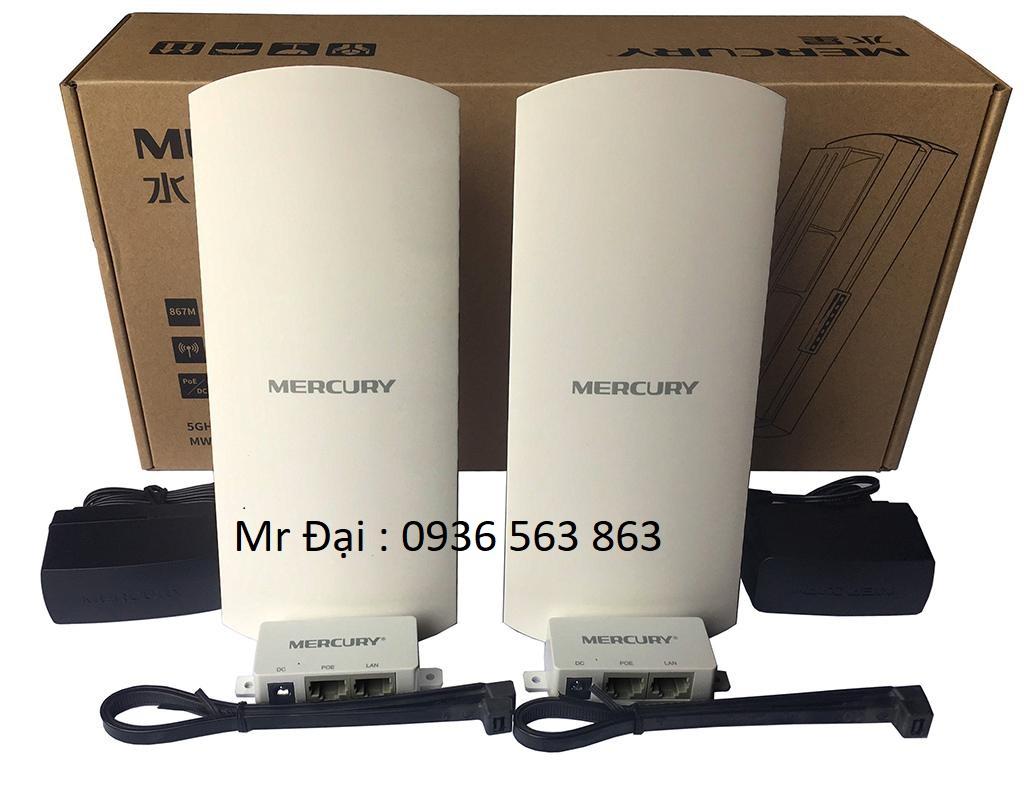 Bộ thu phát không dây cho camera IP MWB505